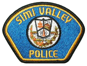 Simi Valley Police Patch for Law Enforcement